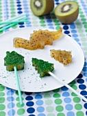 Kiwi paste for kids
