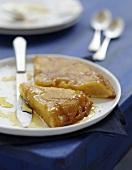 Ananas-Tarte Tatin