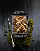 Hare and cep terrine