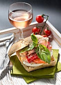 Italy :Italian salad