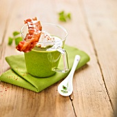 Saint Patrick's soup