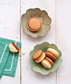 Baileys-Macarons
