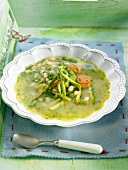 Spring soup