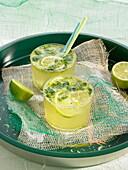 Alcohol-free mojito