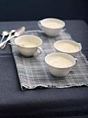 Persian cream dessert