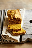 Spicy and moist pumpkin cake