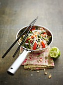 Indonesian wok