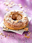 Homemade Paris-Brest