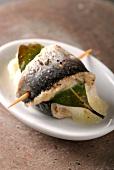 Oven-baked sardine and mozzarella Goujonnettes