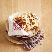 Liégeoises waffles