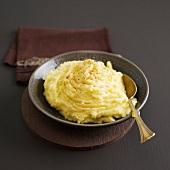 Traditional potato mash