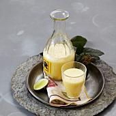 Virgin Piña colada smoothie
