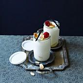 Melba yoghurts