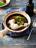 Asian-style chicken broth