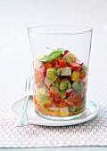 Bunter Fruchtsalat