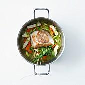 Pork Pot-au-feu
