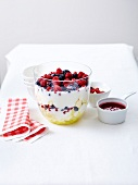 Summer fruit Eton mess