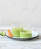 Avocado smoothie dip