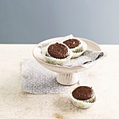Mini chocolate fondants