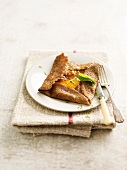 Basque buckwheat galette