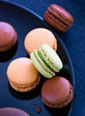 Assortmaent of macaroons