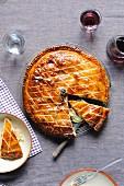 Potato and cheese pie