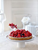 Summerfruit pie