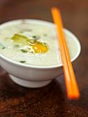 Congee, rice porridge