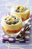 Calisson trifle