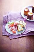 Zucchini savoury Cannelés