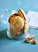 Nutella-pistachio Whoopies