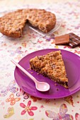 Chocolatechip-Cookie-Kuchen