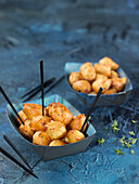 Cuttlefish Fritters