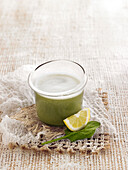 Spinach-Lemon Smoothie