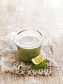 Spinach-Lemon Smoothie