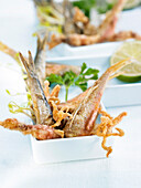 Andalusian fried fish