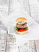 Mini burger