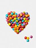 Smarties heart