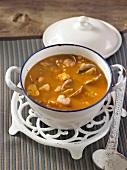 Marinière soup