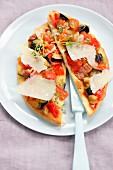 Pizza à la bohémienne