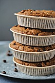 Chocolate-coffee brookies
