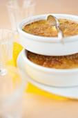 Spanish Crème brûlée