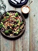 Gebratener Broccoli
