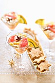 Fizzy Spritz fruit salad