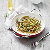 Green Beans À La Provençale