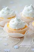 Angel muffins