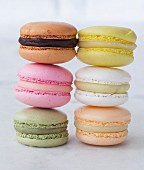 Composition of Macarons