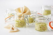 Celery and walnut pesto