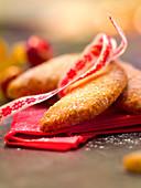 Biscuits croissants de lune