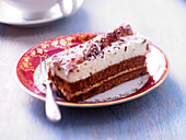 Individual Black Forest cake
